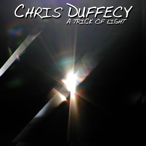 A Trick of Light CD Cover Art - (c)2007 Chris Duffecy