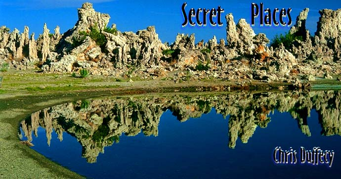 Secret Places CD Cover Art  -  (c)2000 Chris Duffecy and Licensors. All Rights Reserved.