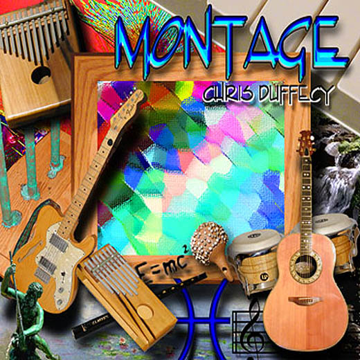 Montage CD Cover Art - (c)2003 Chris Duffecy