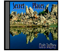 Click for more about the Secret Places CD